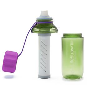 LifeStraw Play Gourde avec filtre à eau Enfant, lime